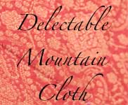 Delectable Mountain Cloth