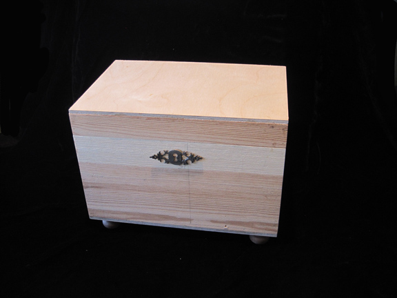 Flat Top Casket 5